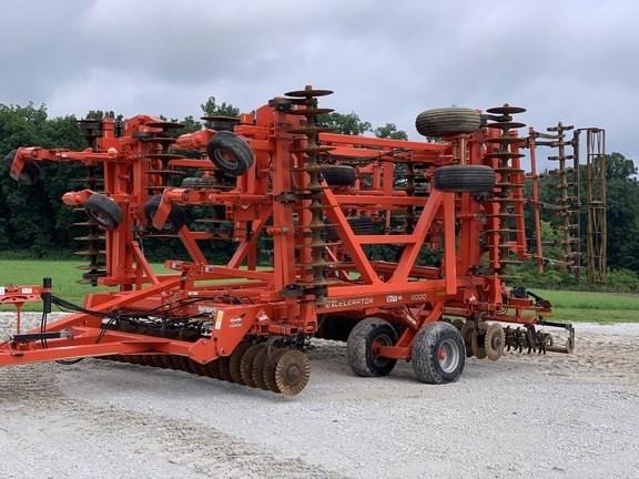 2013 Kuhn Krause 8000-40 Vertical Tillage For Sale
