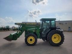 Tractor - Utility For Sale 1997 John Deere 5510