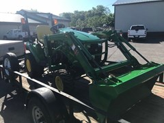 Tractor - Compact Utility For Sale 2017 John Deere 1023E , 21 HP