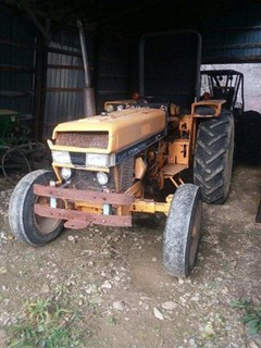 Tractor - Utility For Sale 1991 Case IH 695 , 70 HP