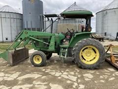 Tractor - Utility For Sale 1995 John Deere 6200 , 89 HP