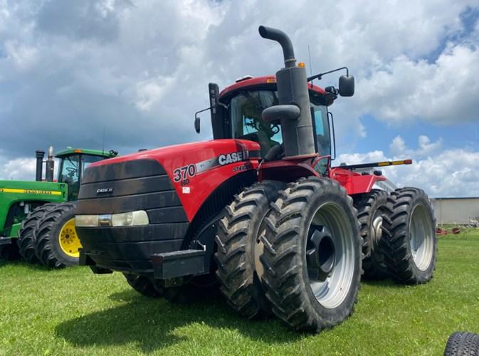 2015 Case IH STEIGER 370 Tractor For Sale