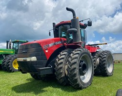 Tractor For Sale: 2015 Case IH STEIGER 370