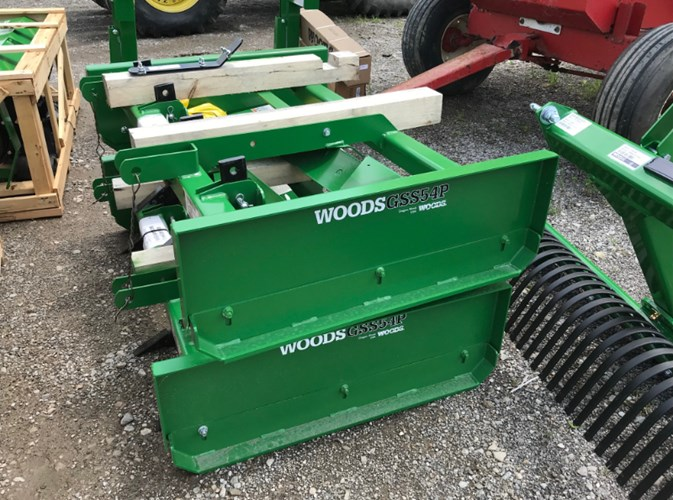 2021 Woods GSS54P Grading Scraper For Sale