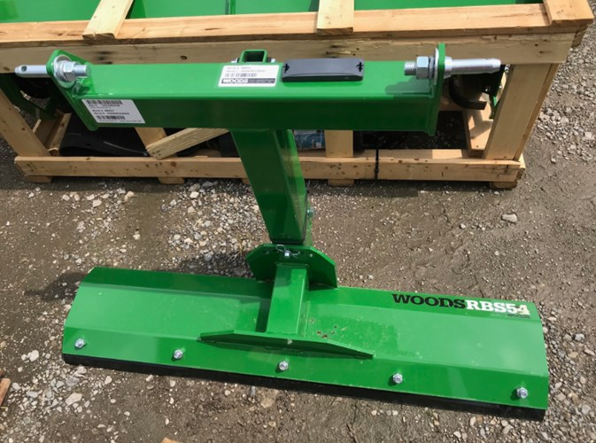 2021 Woods RBS54 Blade Rear-3 Point Hitch For Sale