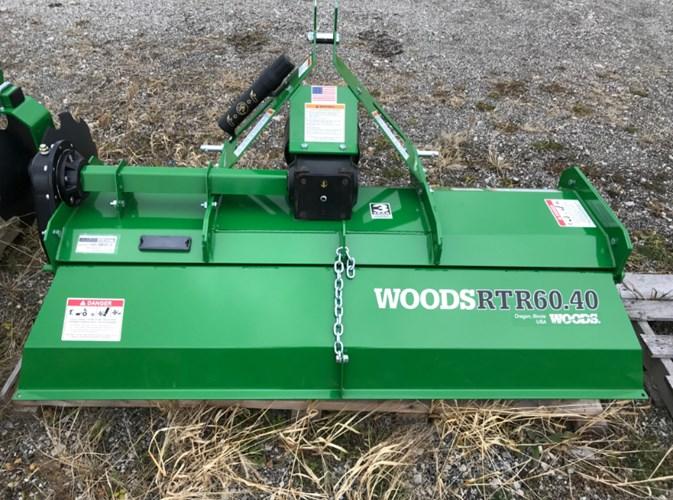 2021 Woods RTR60.40 Tillage For Sale
