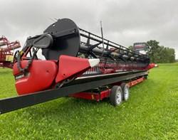 Header-Draper/Rigid For Sale: 2014 Case IH 3162-35