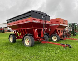 Gravity Box For Sale: 2009 Brent 544