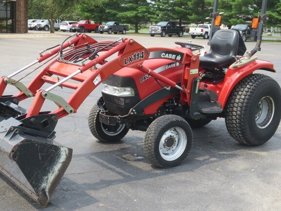 2005 Case IH DX33 Tractor - Compact Utility For Sale