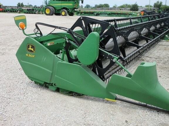 2013 John Deere 630F Header-Auger/Flex For Sale