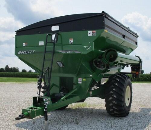 2011 Brent 782 Grain Cart For Sale