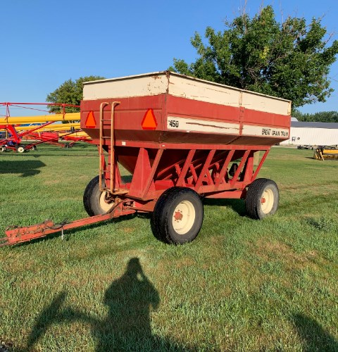 Brent 450 Wagon For Sale