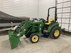 Tractor - Compact Utility For Sale 2018 John Deere 2038R