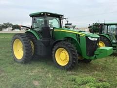 Tractor - Row Crop For Sale 2015 John Deere 8270R , 270 HP