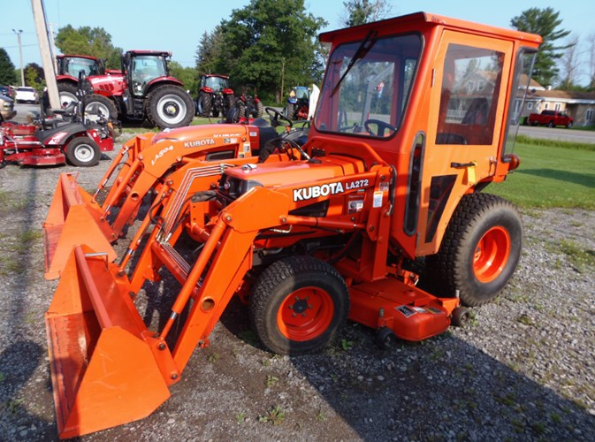 Kubota B7500HSD Tractor - Compact Utility For Sale