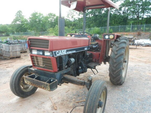 1989 Case 685 Tractor - Utility For Sale