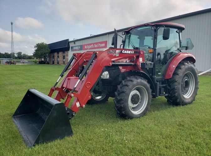 2017 Case IH FARMALL 75C Tractor For Sale
