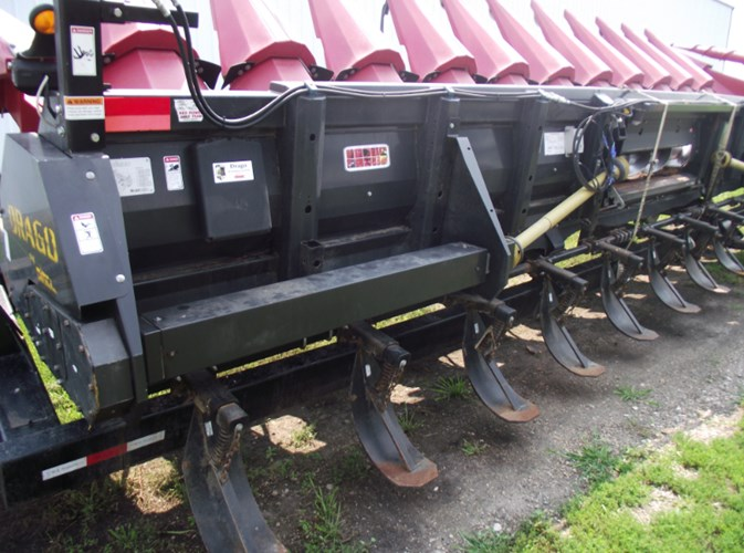 2012 Drago 1230 Header-Corn For Sale