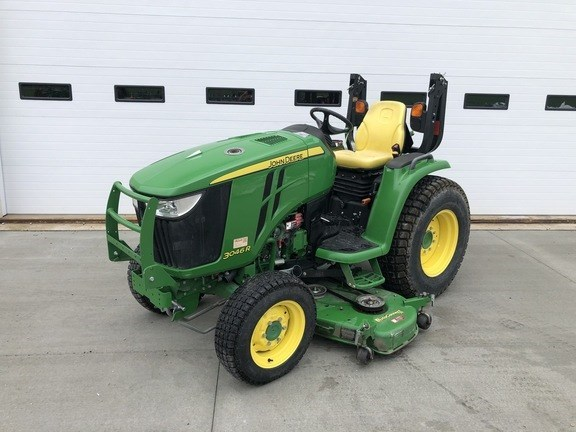 2016 John Deere 3046R Tractor - Compact Utility For Sale