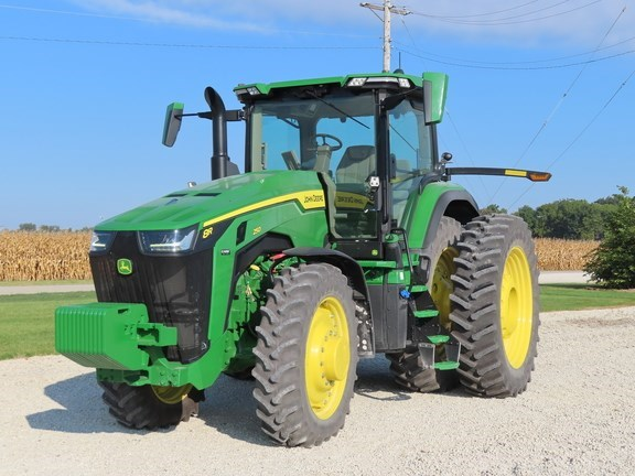 2020 John Deere 8R 250 Tractor - Row Crop For Sale