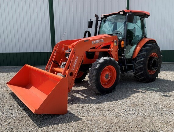 2018 Kubota M5-091 Tractor - Utility For Sale