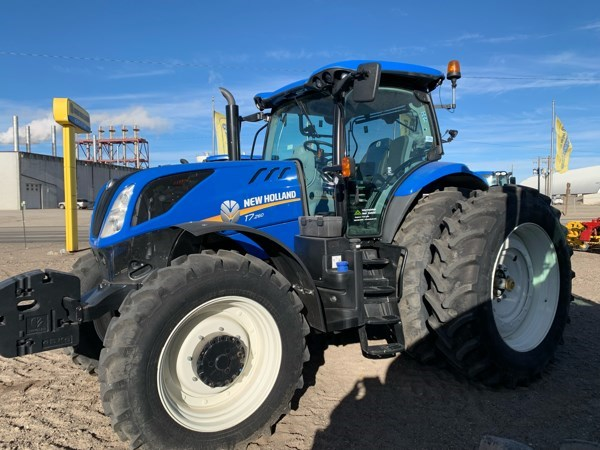 2020 New Holland T7.260 Tractor For Sale