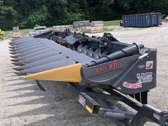 2019 Capello Quasar R12 Header-Corn For Sale
