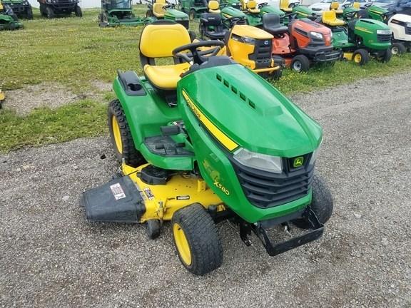 2017 John Deere x580 Lawn Mower For Sale