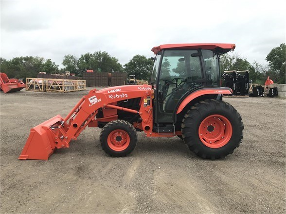 2021 Kubota L4060HSTC-LE Tractor For Sale