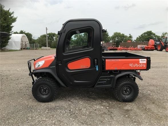 2021 Kubota RTVX1100CW Utility Vehicle For Sale