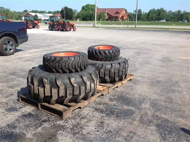 Kubota TIRES Wheels and Tires For Sale