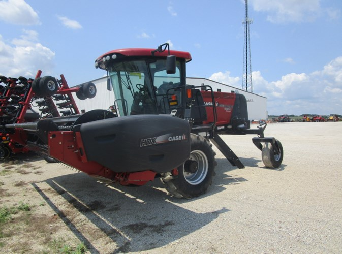 2014 Case IH WD1203 Windrower-Self Propelled For Sale