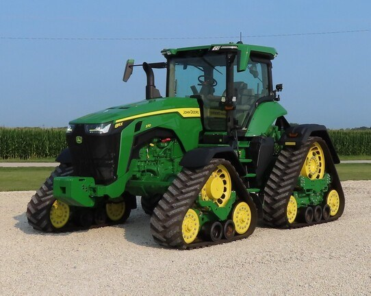 2021 John Deere 8RX 370 Tractor - Track For Sale