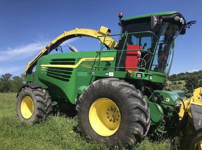 2013 John Deere 7980 Forage Harvester-Self Propelled For Sale