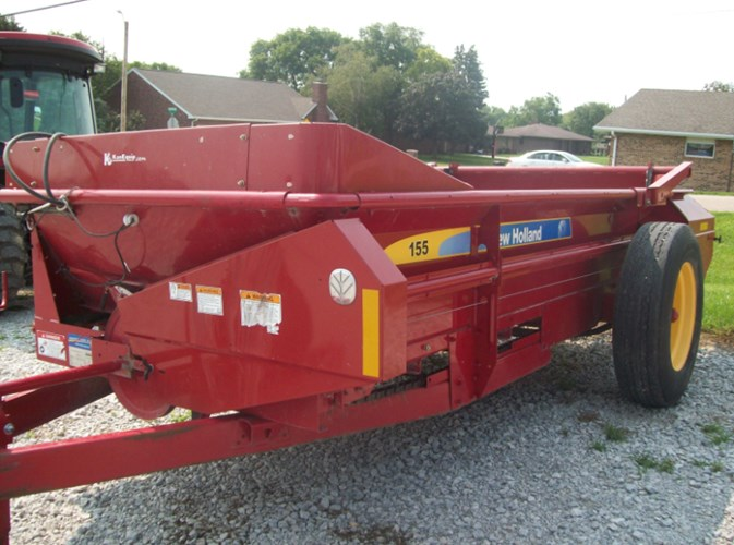 2017 New Holland 155 Manure Spreader-Dry For Sale