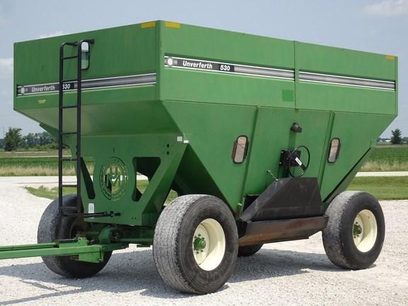 2004 Unverferth 530 Gravity Box For Sale