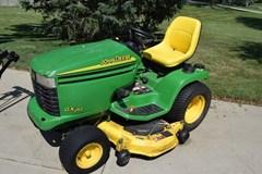 Riding Mower For Sale 2003 John Deere GX255 , 20 HP
