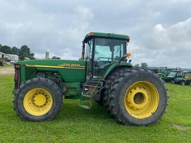 2001 John Deere 8210 Tractor - Row Crop For Sale