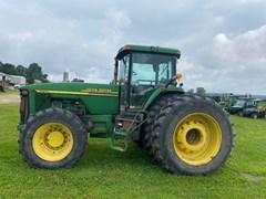Tractor - Row Crop For Sale 2001 John Deere 8210