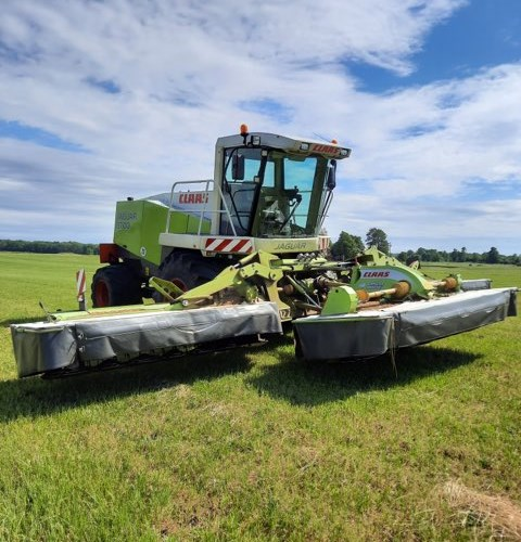 CLAAS 8700 Forage Harvester-Self Propelled For Sale