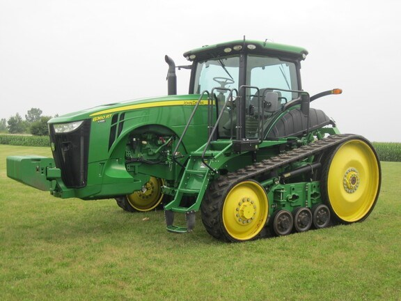 2011 John Deere 8360RT Tractor - Track For Sale