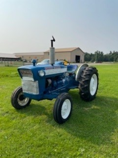Tractor - Utility For Sale 1967 Ford 3000 , 47 HP