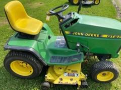 Lawn Mower For Sale 1999 John Deere GT275