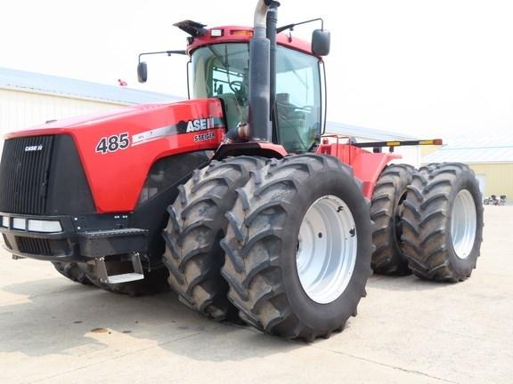 2010 Case IH Steiger 485 Tractor - 4WD For Sale