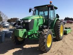 Tractor - Utility For Sale 2013 John Deere 6115D