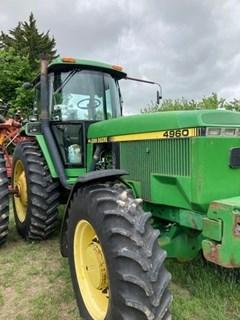 Tractor - Row Crop For Sale 1992 John Deere 4960