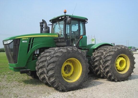 2012 John Deere 9560R Tractor - 4WD For Sale