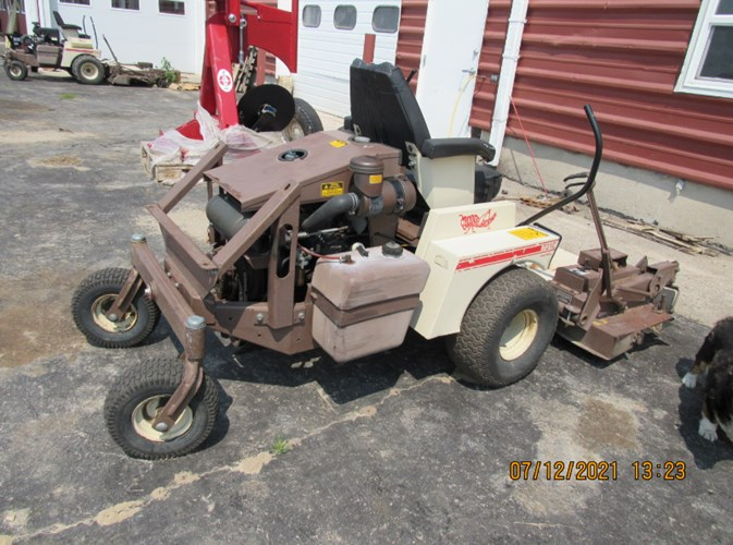 Grasshopper 721D Zero Turn Mower For Sale