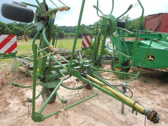 2015 Krone WK5.52/4X7T Tedder For Sale