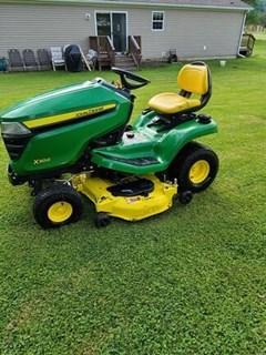 Lawn Mower For Sale 2015 John Deere X300